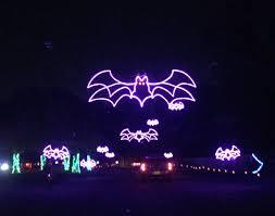 Baybears Halloween Lights Halloween Hank Aaron Stadium Super Fun Halloween Light
