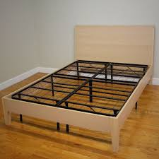 king size bed frame no box spring - Frodo.fullring.co