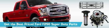 Ford F250 Super Duty Parts - PartsGeek.com