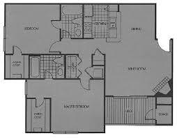 wood gardens apartments floorplan the dogwood