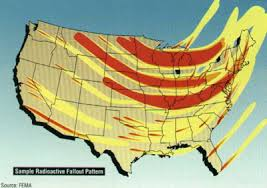 Image result for nuclear radiation fallout