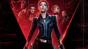 Black Widow met Scarlett Johansson ...