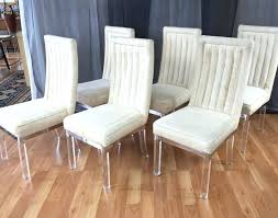 acrylic furniture australia. Chair : Clear Acrylic Dining Chairs Australia Perspex Nz Six Piece Set Of Charles Hollis Jones Lucite Leg Furniture S