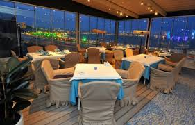 panorama restaurant baku