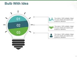 Ppt Smart Art Bulb With Idea Ppt Powerpoint Presentation Styles Smartart
