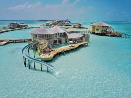 cool bedrooms with water slides. Beautiful Slides Maldives Water Villas With Slides  Soneva Jani Retreat  Slide Throughout Cool Bedrooms With M