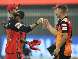 Ipl सीजन 14 के अपने पहले मुकाबले में मुंबई इंडियंस के खिलाफ जीत से शुरुआत करने के बाद रॉयल चैलेंजर्स बेंगलुरु (rcb) की टीम आज सनराइजर्स हैदराबाद (srh) के खिलाफ भी विजयी क्रम जारी रखना चाहेगी. Ff 0ohgprue Im