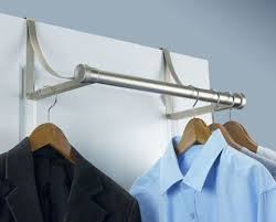 Door Hanging Coat Rack 100 best Garment Rail Heaven images on Pinterest Clothes rail 20