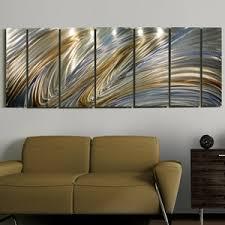 abstract metal wall art. Modern-abstract-metal-wall-art-varied-evolves-as- Abstract Metal Wall Art