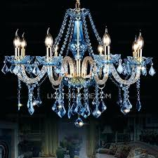 blue crystal chandelier blue crystal chandelier blue crystal chandelier supplieranufacturers at blue crystal chandelier