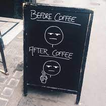 Coffee lovers can't just abandon their favourite brew. Before Coffee After Coffee Meme Guy