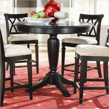american drew camden round counter height pedestal table