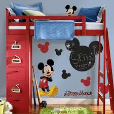 Mickey And Minnie Mouse Bedroom Decor Mickey Mouse Bedroom Designs Mickey Mouse Bedroom Design Ideas