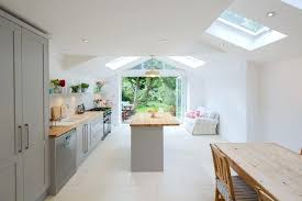 kitchens wall units double larder unit then units without wall cupboards also reduced ceiling height kitchens
