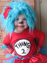 thing 1 and thing 2 makeup by poshtotsns2 on facebook and ebay