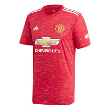 The 2020/21 third kit features a striped design that has been reinterpreted by adidas, using elements from different jerseys from the replica versions of the shirt will feature a similar technology to help players feel comfortable in the kit. 20 21 Manchester United Home Red Jerseys Shirt Manchester United Elmontsoccershop