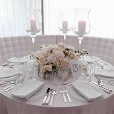 elegant wedding centerpieces for round tables