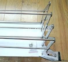 expandable drying rack accordion drying rack wall mount laundry dry rack wall mount expandable clothes drying
