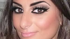 maquillage libanais arabic makeup