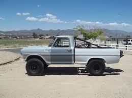 What is the cheapest truck to build into a prerunner   race-deZert
