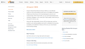 Amazon Pricing Ses Alternatives More - Features And Zapier