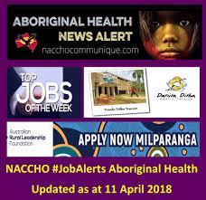 Naccho Aboriginal Health Jobalerts Scholarship