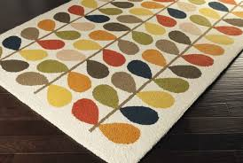 orla kiely rug