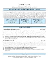 resume objective ideas for resume objectives objective accounting resume