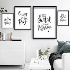 Best Black And White Bathroom Art Products on Wanelo