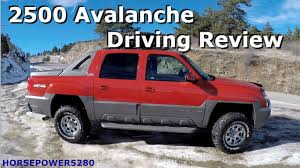 All Chevy chevy 2500 mpg : Chevy 2500 Avalanche Review - YouTube