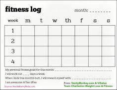 Walking Logs Online Exercise Logs Barca Fontanacountryinn Com