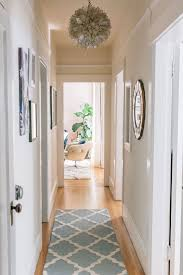 Hallway Wall Ideas Best 25 Entryway Runner Ideas On Pinterest Rug Runners For