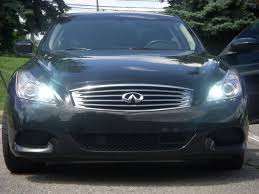 2008 Infiniti G37 Coupe Fog Lights Diy Changing G37 Fog Lights To 6k Hid Xenon Myg37