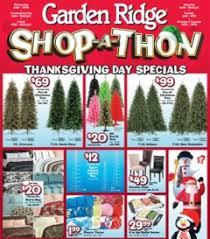 Remarkable Ideas Garden Ridge Christmas Trees Shop A Thon Starts  Thanksgiving Day Black Friday