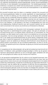 Herijking Detailhandelsbeleid Eindhoven Gemeente Eindhoven