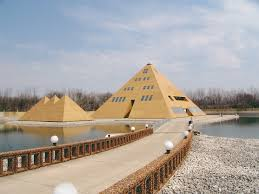 Pyramid Houses The Golden Pyramid Of Illinois Usa Community Times