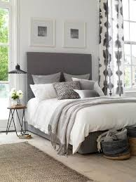 Bedroom Ideas With Grey Bedding