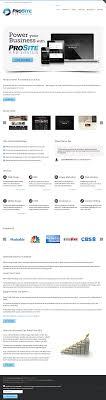 Prosite Web Design Prosite Web Design Competitors Revenue And Employees