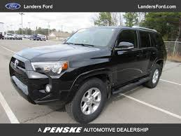 2015 Used Toyota 4Runner RWD 4dr V6 SR5 at Landers Ford Serving ...