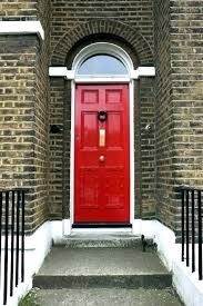 unthinkable front door with phole p hole for bell ip sidelight glass stained porch