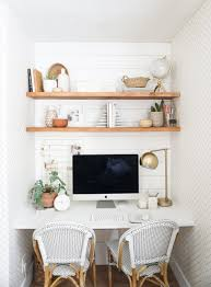office in the home. I Really Wanted This Space To Be Fun, Functional And Flows Well With The  Rest Of Home! Think Room Fits Bill! Office In Home T