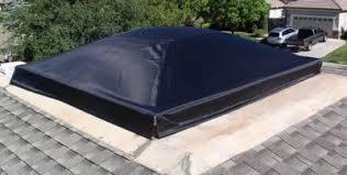 Sun Block skylight covers Custom skylight shade cover