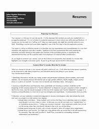 Careerbuilder Free Resume Template Best Of Careerbuilder Resume