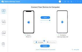 100% funktioniert] So übertragen Sie WhatsApp von iPhone auf Android