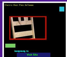 electric chair plans halloween. used a old electric chair lift that was giving to me. | halloween pinterest plans