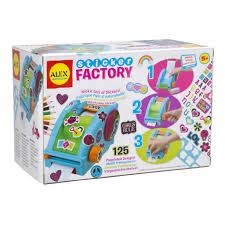Alex toys sticker factory