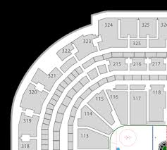 Bridgestone Seating Chart Nashville Predators Bridgestone Arena Seat Chart Full Size