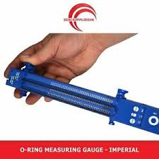 Details About O Ring Measuring Gauge Imperial Bs1806 As568s Range Uk Supplier
