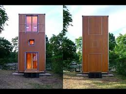 3 story tiny house. Shipping Container-Inspired Homebox Is A Tiny, Movable 3-Story Vertical Home 3 Story Tiny House