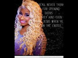 Nicki Minaj Beauty Quotes Best Of My Favroite Nicki Minaj Quotes YouTube